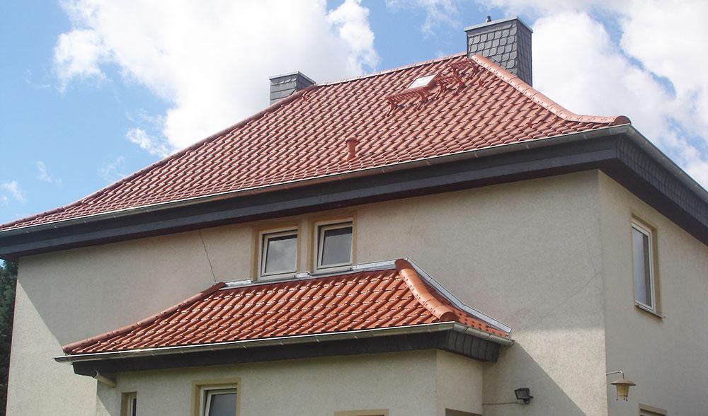 Steildach-Dachdecker