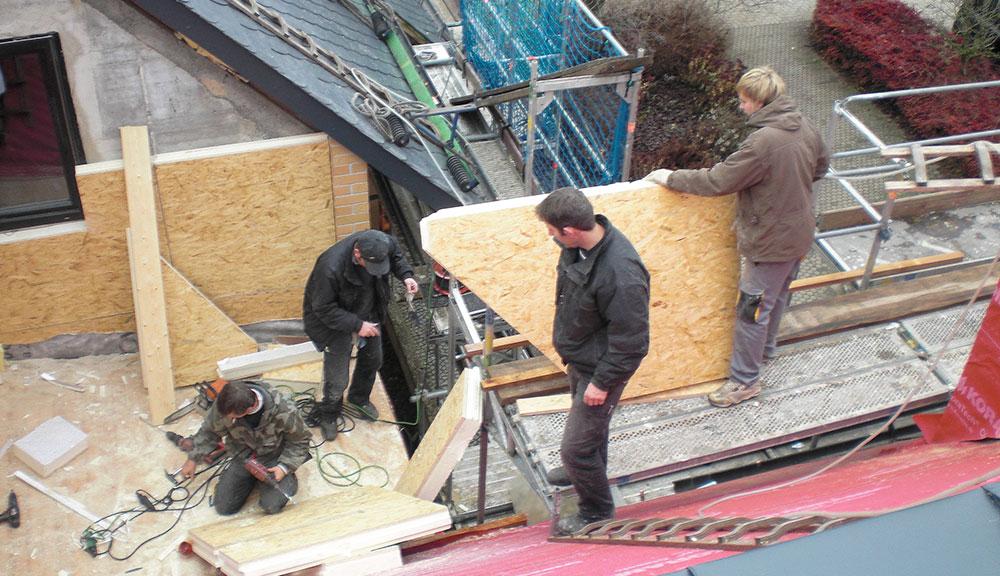 Waermedaemmung-Dach