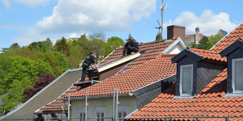 Dachdecker Dachdeckerei Coburg Schwarzenbach